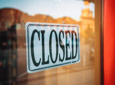 Onlineshop Closed Hackerangriff